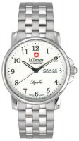 Zegarek męski Le Temps zafira LT1065.04BS01 - duże 1