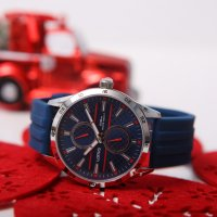 Zegarek męski Lorus klasyczne R3A47AX9 - duże 5