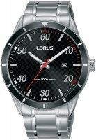 Zegarek męski Lorus klasyczne RH927KX9 - duże 1