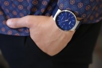 Zegarek męski Lorus klasyczne RH985KX9 - duże 3