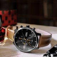 Zegarek męski Lorus klasyczne RM365EX9 - duże 2