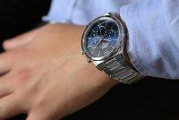 Zegarek męski Lorus klasyczne RT317HX9 - duże 3