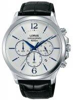 Zegarek męski Lorus klasyczne RT321HX9 - duże 1