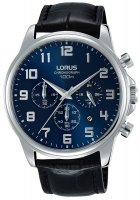 Zegarek męski Lorus klasyczne RT335GX8 - duże 1