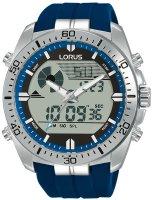 Zegarek męski Lorus sportowe R2B09AX9 - duże 1