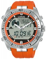 Zegarek męski Lorus sportowe R2B11AX9 - duże 1