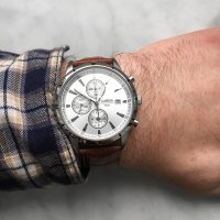 Zegarek męski Lorus sportowe RF325BX9 - duże 5