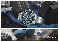 Zegarek męski Lorus sportowe RM335FX9 - duże 2