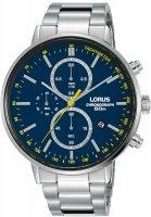 Zegarek męski Lorus sportowe RM357FX9 - duże 1