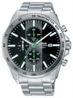 Zegarek męski Lorus sportowe RM385EX9 - duże 1