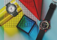 Zegarek męski Lorus sportowe RRX11GX9 - duże 2