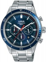 Zegarek męski Lorus sportowe RT303HX9 - duże 1