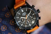 Zegarek męski Lorus sportowe RT327HX9 - duże 5