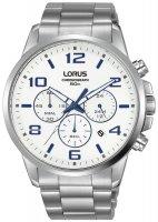 Zegarek męski Lorus sportowe RT395GX9 - duże 1