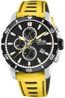 Zegarek męski Lotus chrono L18600-1 - duże 1