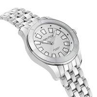 Zegarek damski Nautica bransoleta NAPPBS024 - duże 2