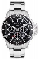 Zegarek męski Nautica bransoleta NAPBSC906 - duże 1