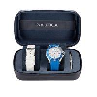 Zegarek męski Nautica pasek NAPCPS015 - duże 4