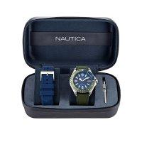 Zegarek męski Nautica pasek NAPCPS016 - duże 4