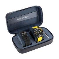 Zegarek męski Nautica pasek NAPFRB925 - duże 5