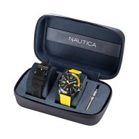 Zegarek męski Nautica pasek NAPFRB925 - duże 4