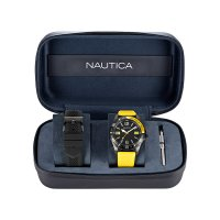 Zegarek męski Nautica pasek NAPFRB925 - duże 6