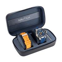 Zegarek męski Nautica pasek NAPMBF902 - duże 5