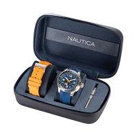 Zegarek męski Nautica pasek NAPMBF902 - duże 4
