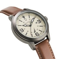 Zegarek męski Nautica pasek NAPPLS018 - duże 2