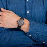 Zegarek męski Obaku Denmark bransoleta V222GRVBMB - duże 6