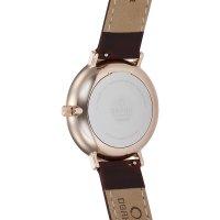 Zegarek męski Obaku Denmark pasek V181GDVWRN - duże 2