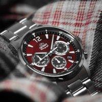 Zegarek męski Orient chronograph RA-KV0004R10B - duże 2