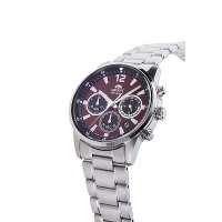 Zegarek męski Orient sports RA-KV0004R10B - duże 4