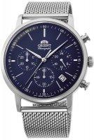 Zegarek męski Orient chronograph RA-KV0401L10B - duże 1