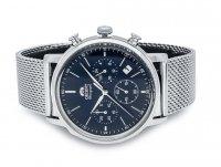 Zegarek męski Orient chronograph RA-KV0401L10B - duże 3