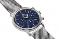 Zegarek męski Orient chronograph RA-KV0401L10B - duże 2