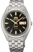 Zegarek męski Orient classic automatic FAB0000DB9 - duże 1