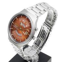 Zegarek męski Orient classic automatic FEU00002PW - duże 4
