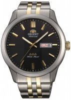 Zegarek męski Orient classic automatic RA-AB0011B19B - duże 1