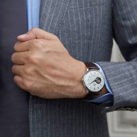 Zegarek męski Orient classic RA-AG0002S10B - duże 2