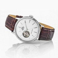 Zegarek męski Orient classic automatic RA-AG0002S10B - duże 5