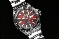 Zegarek męski Orient sports RA-AA0003R19B - duże 5