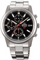 Zegarek męski Orient sporty quartz FKU00002B0 - duże 1