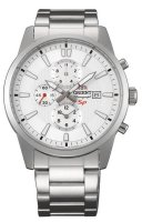 Zegarek męski Orient sporty quartz FTT12004W0 - duże 1