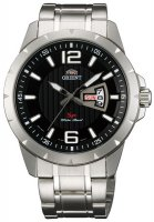 Zegarek męski Orient sporty quartz FUG1X004B9 - duże 1