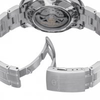 Zegarek męski Orient Star classic RE-AT0001L00B - duże 4