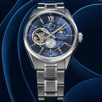 Zegarek męski Orient Star contemporary RE-AV0003L00B - duże 4