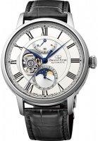 Zegarek męski Orient Star open heart RE-AM0001S00B - duże 1