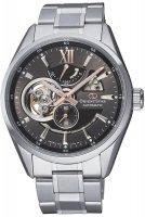 Zegarek męski Orient Star open heart RE-AV0004N00B - duże 1