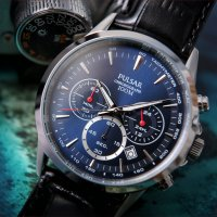 Zegarek męski Pulsar sport PT3921X1 - duże 2